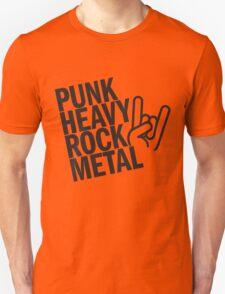 Punk Heavy Rock Metal T-Shirt