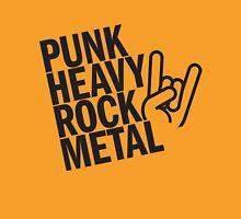 Punk Heavy Rock Metal Unisex T-Shirt
