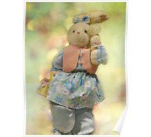 Hoppy, hoppy Spring! Poster
