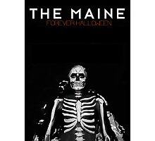 The Maine - Forever Halloween Photographic Print
