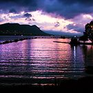Sunrise over Harties by SeeOneSoul