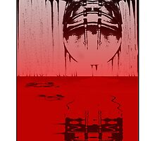 Dead space phone cover by Thirteen7s