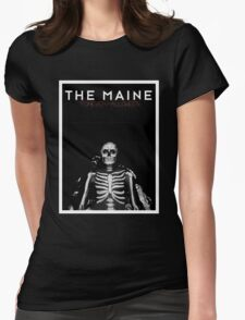 The Maine - Forever Halloween Womens Fitted T-Shirt