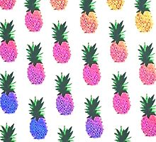 Pineapples by MZawesomechic