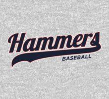 Hammers Baseball #2 Kids Clothes