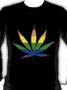 gay weed T-Shirt