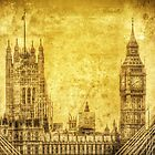 Antique Big Ben by Scott Anderson