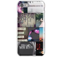 funky phone case iPhone Case/Skin