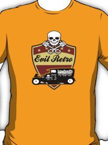 hot rod evil retro skull T-Shirt