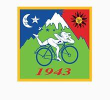 LSD Acid Hofmann Bike ride Blotter Art Psychedelic Unisex T-Shirt