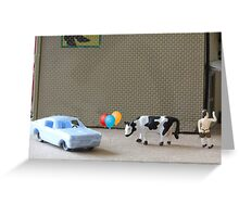 English is a difficult language!  Here are some examples of dipthongs:  car, balloon, cow, Delbert's. Greeting Card