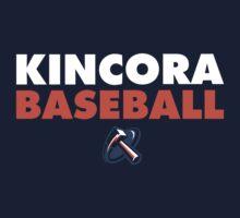 Kincora Baseball (w/ Hammer) Kids Tee