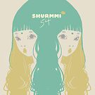 Number 54 by Shurmmi