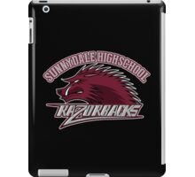 Sunnydale Highschool Razorbacks iPad Case/Skin