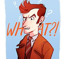 What?! by taryndraws