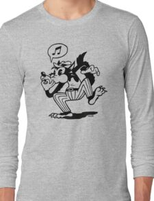 Wolf Whistle Long Sleeve T-Shirt