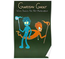 Guardian Ghost- Max and Dave Poster