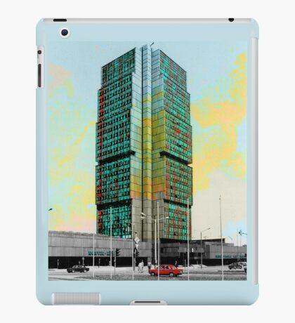 Olympia hotel, Tallinn, Estonia iPad Case/Skin