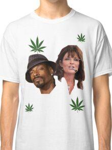 Snoog dogg x Sarah palin Classic T-Shirt