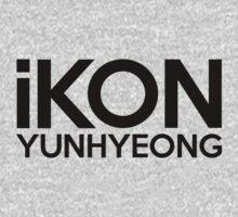 iKON Yunhyeong One Piece - Long Sleeve