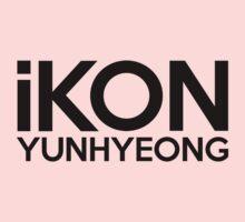 iKON Yunhyeong Kids Clothes