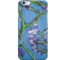 Purple Vine iPhone Case/Skin