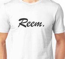 Reem Unisex T-Shirt