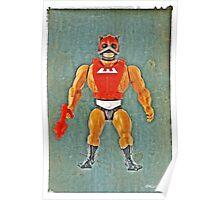 Cosmic Enforcer! Poster