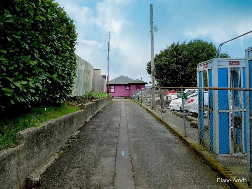 Little Pink Houses by trueblvr