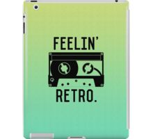 Retro Cassette Tape iPad Case/Skin