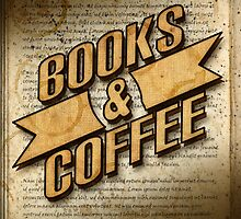 Books & Coffee by Mehdals