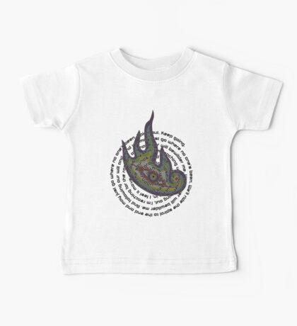 Spiral Out - Lateralus Baby Tee