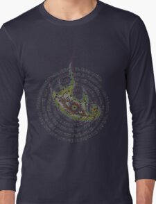 Spiral Out - Lateralus Long Sleeve T-Shirt