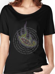 Spiral Out - Lateralus Women's Relaxed Fit T-Shirt