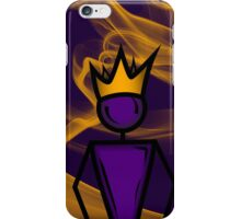 Smoky Prince iPhone Case/Skin