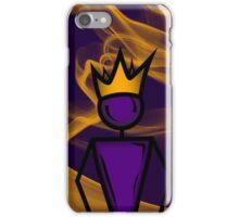 Smoky Prince iPhone Case/Skin