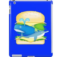 Hamburger Heaven - WhaleOn iPad Case/Skin