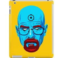 WALTER WHITE-DR MANHATTAN iPad Case/Skin
