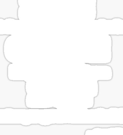 Joss Killing Schedule- WHITE Sticker