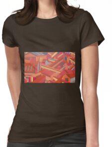 port kembla (detail) Womens Fitted T-Shirt
