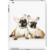 French Bulldogs ipad case iPad Case/Skin