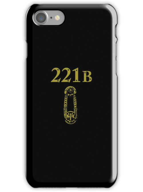 Sherlock 221b by hananmajeed