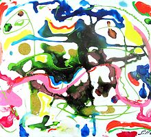 The Blob Test by gillsart