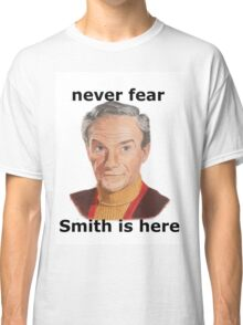 Never fear Smith is here.. Classic T-Shirt