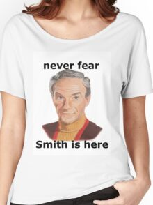 Never fear Smith is here.. Women's Relaxed Fit T-Shirt