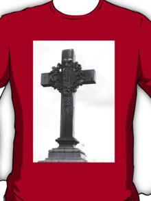 Cemetery Crucifix T-Shirt
