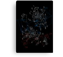 Arcade Rhapsody 2nd Canvas Print