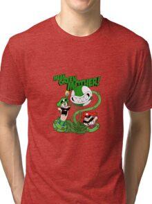 Mean Green Mother Shirt! Tri-blend T-Shirt
