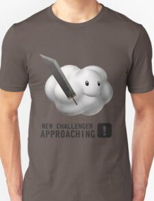 Cloud SSB4 Parody (Super Smash Bros 4) Unisex T-Shirt