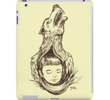 Son of the Wolf iPad Case/Skin